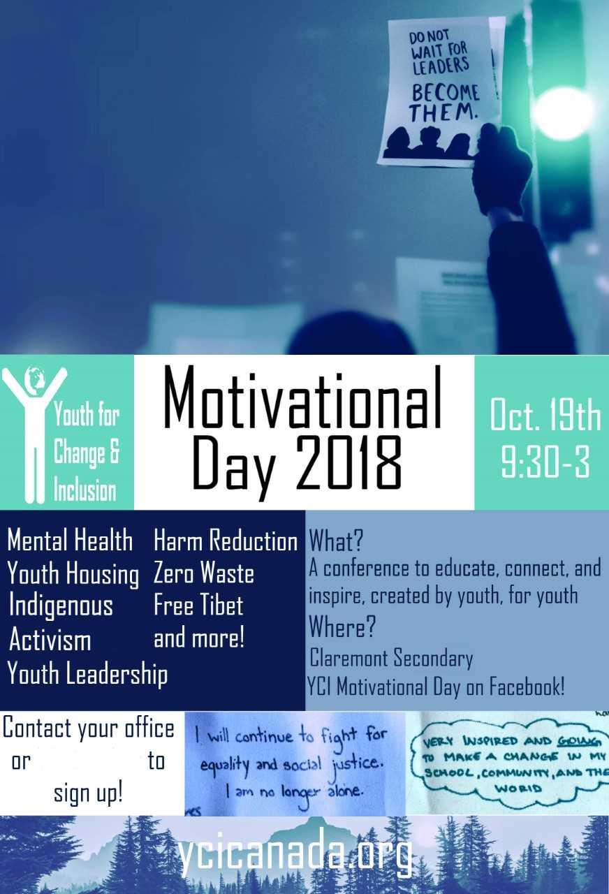 Motivational Day 2018