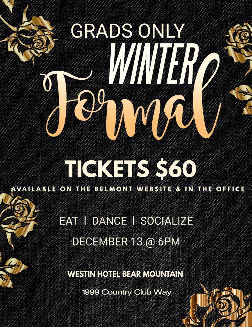 Belmont Winter Formal 2018 FINAL