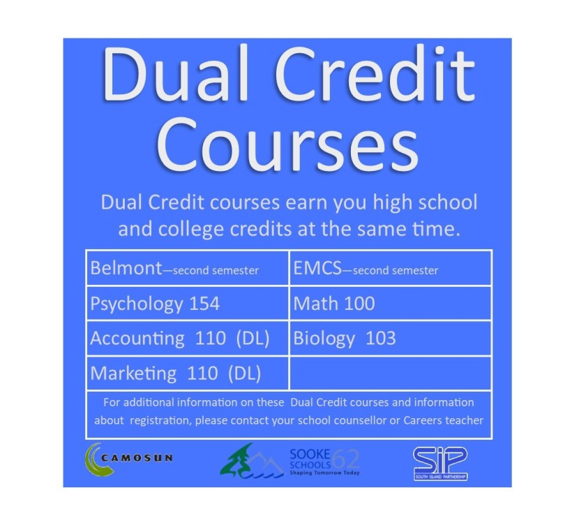 Dual Credit courses graphic (2)