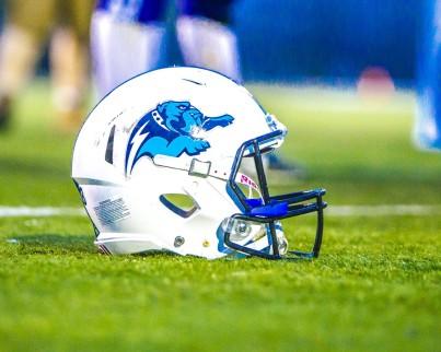 JV Bulldog Helmet