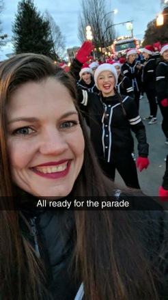 Santa's Parade 1