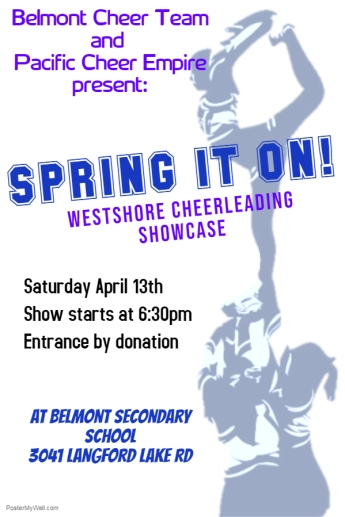 spring it on poster 2