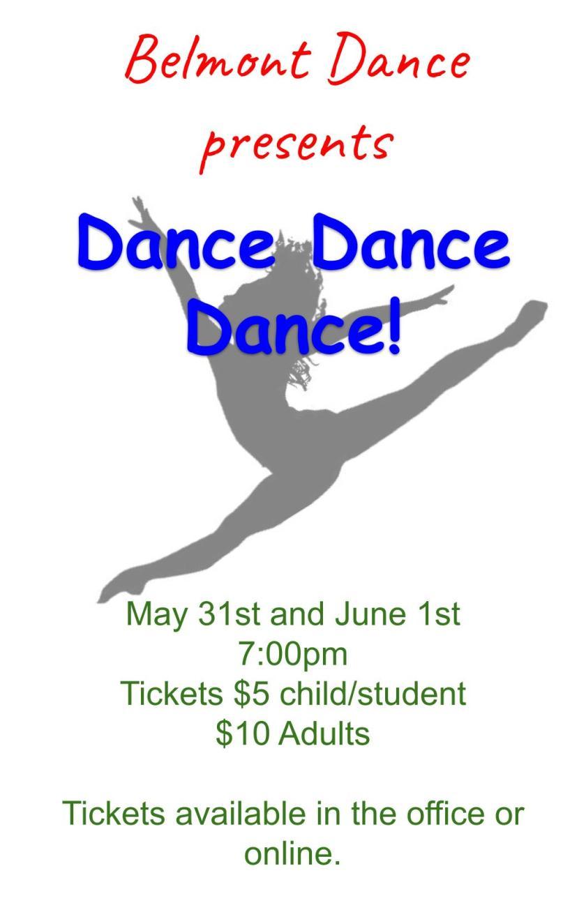 Dance Dance Dance Poster jazz (002)
