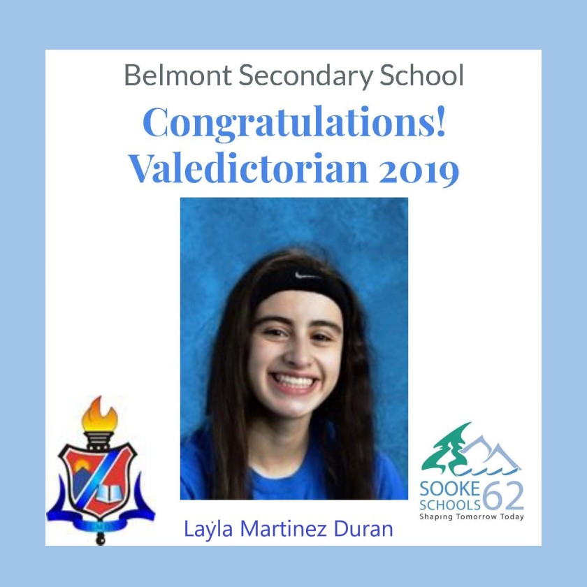 Valedictorian 2019