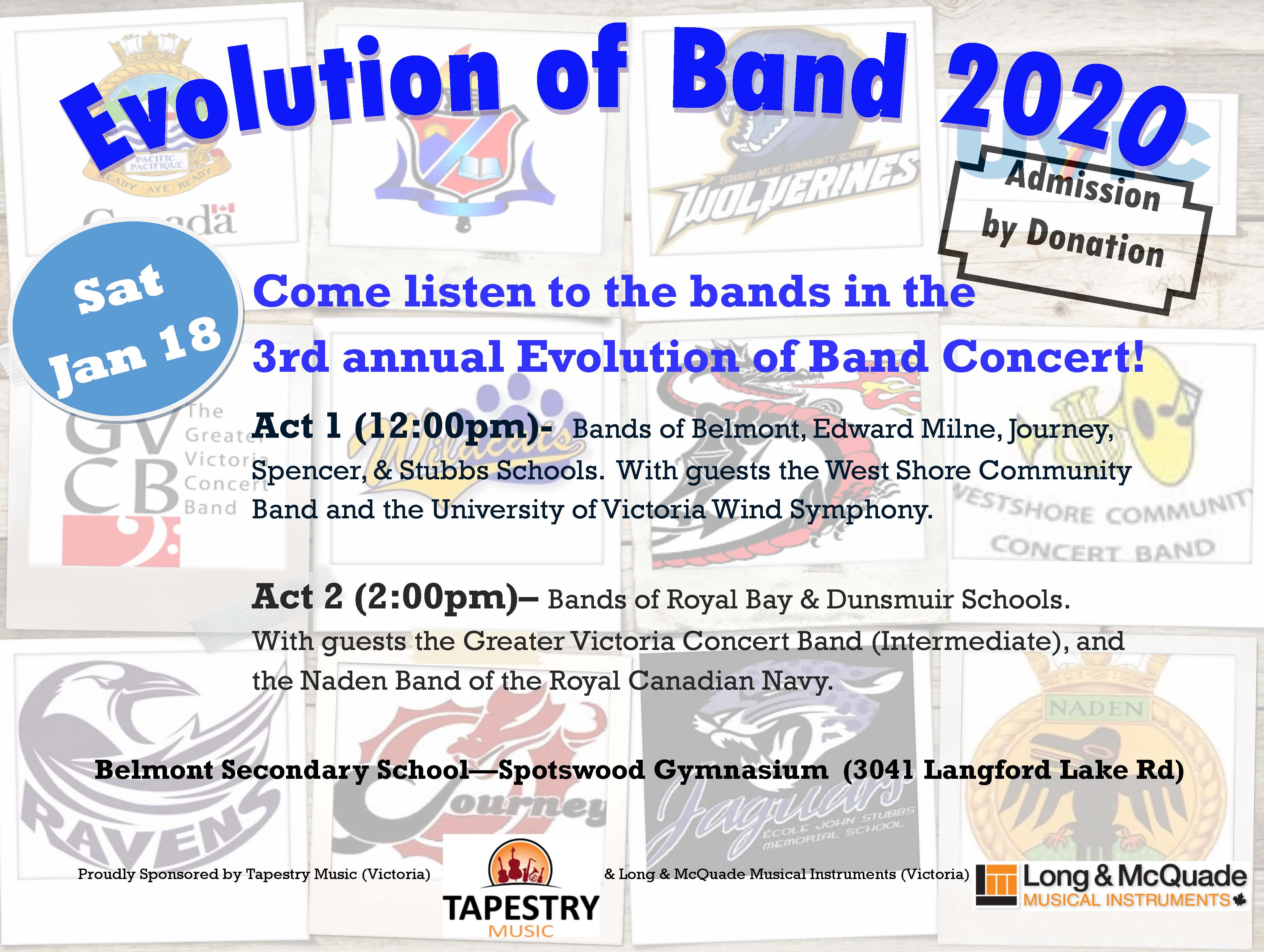 Evo of Band 2020 Poster FINAL